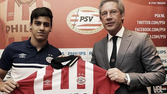 Luiz da Silva fue presentado como nuevo refuerzo del PSV Eindhoven