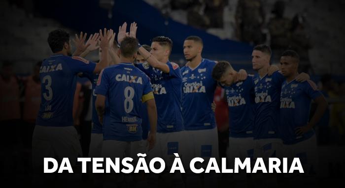 Em novo encontro com o maior rival, Cruzeiro vive momento completamente diferente