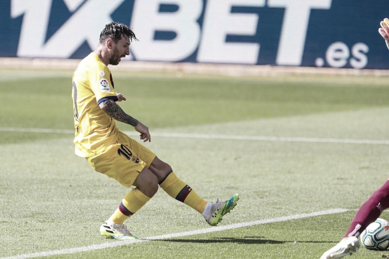 Com time misto, Barcelona se despede de LaLiga com goleada contra Alavés