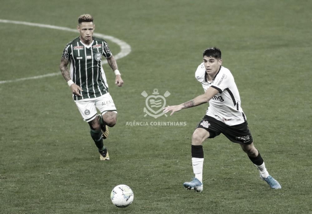 Gols e melhores momentos Coritiba 0x1 Corinthians pelo Campeonato Brasileiro