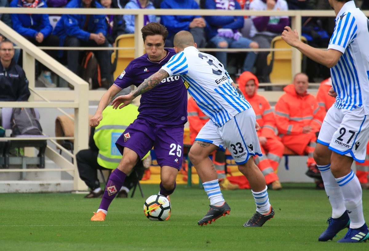 """La SPAL frena la corsa della Fiorentina: 0-0 al """"Franchi"""" nel lunch-match"""