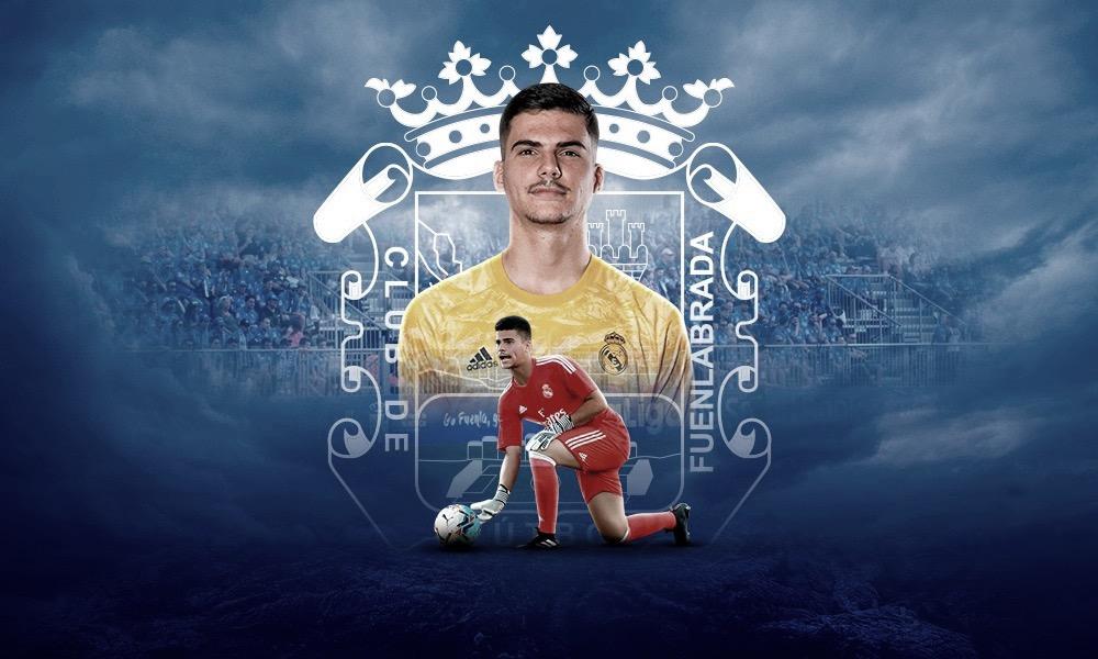 OFICIAL: Javier Belman, nuevo jugador del CF Fuenlabrada