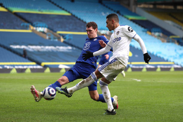 Leeds United 0-0 Chelsea: An action-packed goalless draw at Elland Road