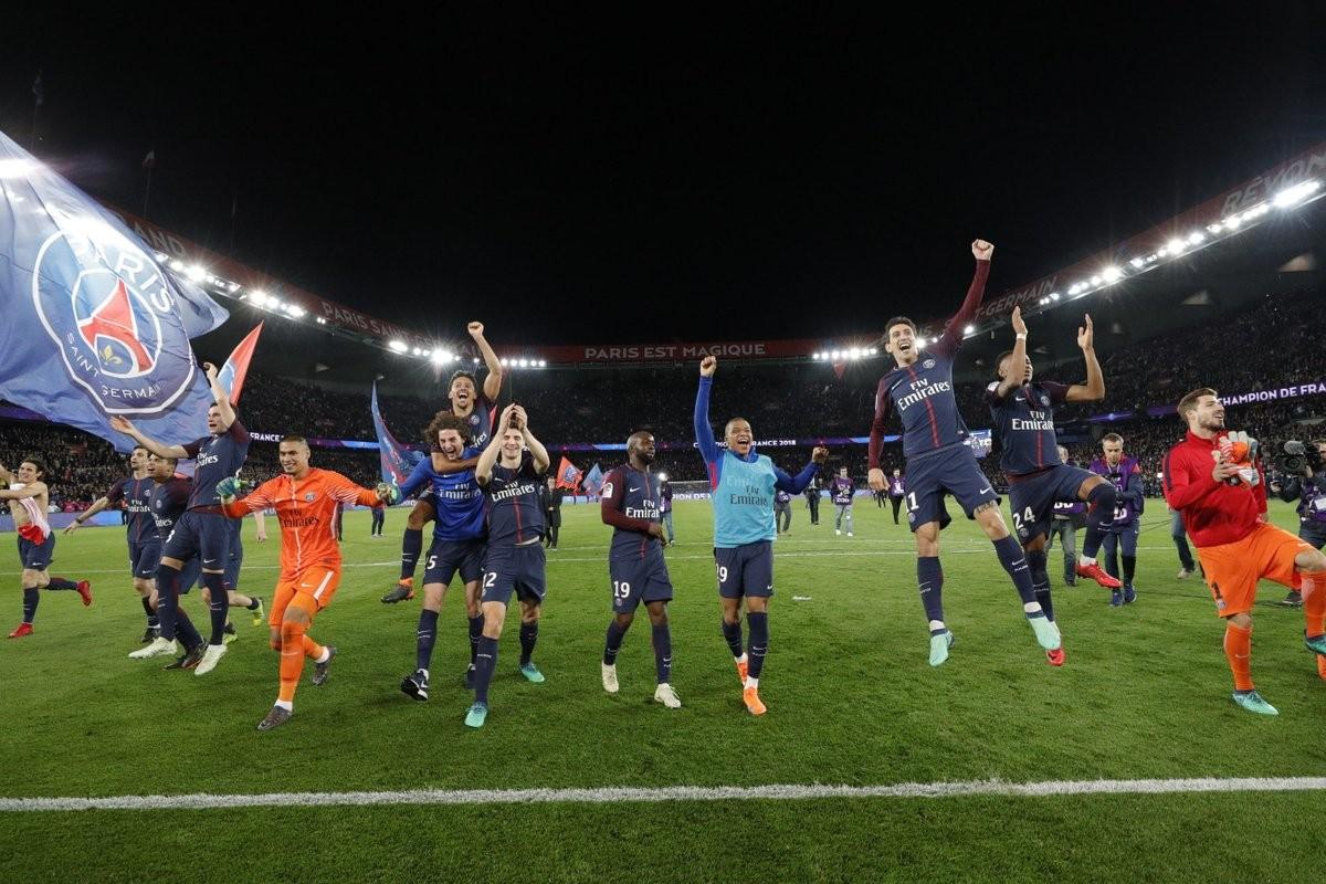 Ligue 1 della domenica: il PSG è campione di Francia! Vincono Marsiglia e Bordeaux