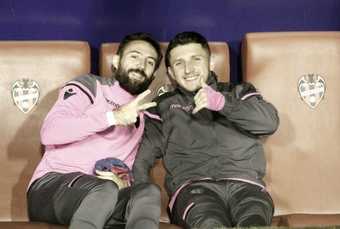 Bardhi y Morales, goleadores de invierno