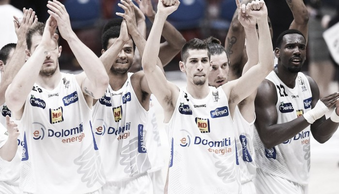 Basket - Play Off: Milano - Trento