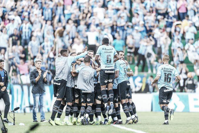 Gol e melhores momentos Grêmio x Fortaleza pelo Brasileirão (1-0)