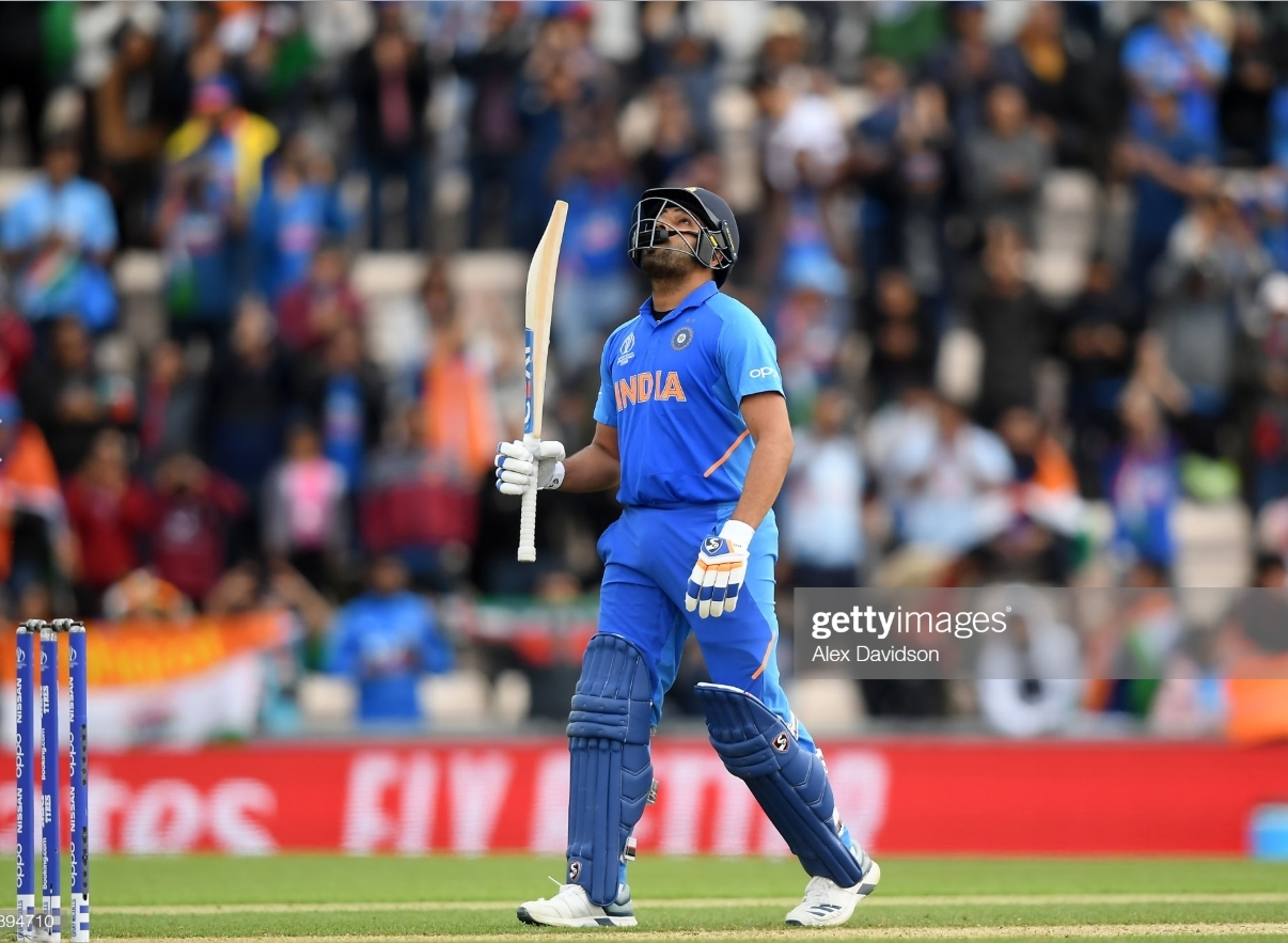 2019 Cricket World Cup: Rohit helps India pile on South African misery