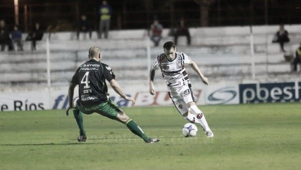 Sarmiento buscará su primera victoria de visitante en Paraná
