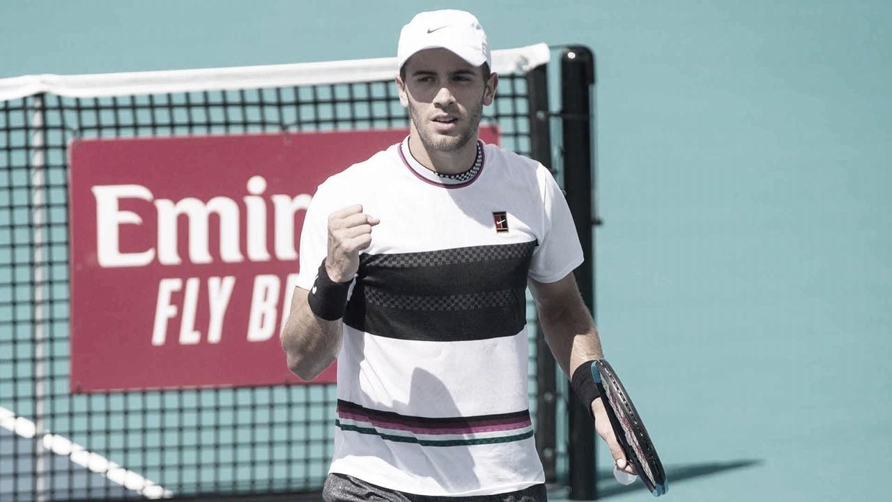 Coric vence Kyrgios e enfrentará Auger-Aliassime nas quartas do Masters 1000 de Miami