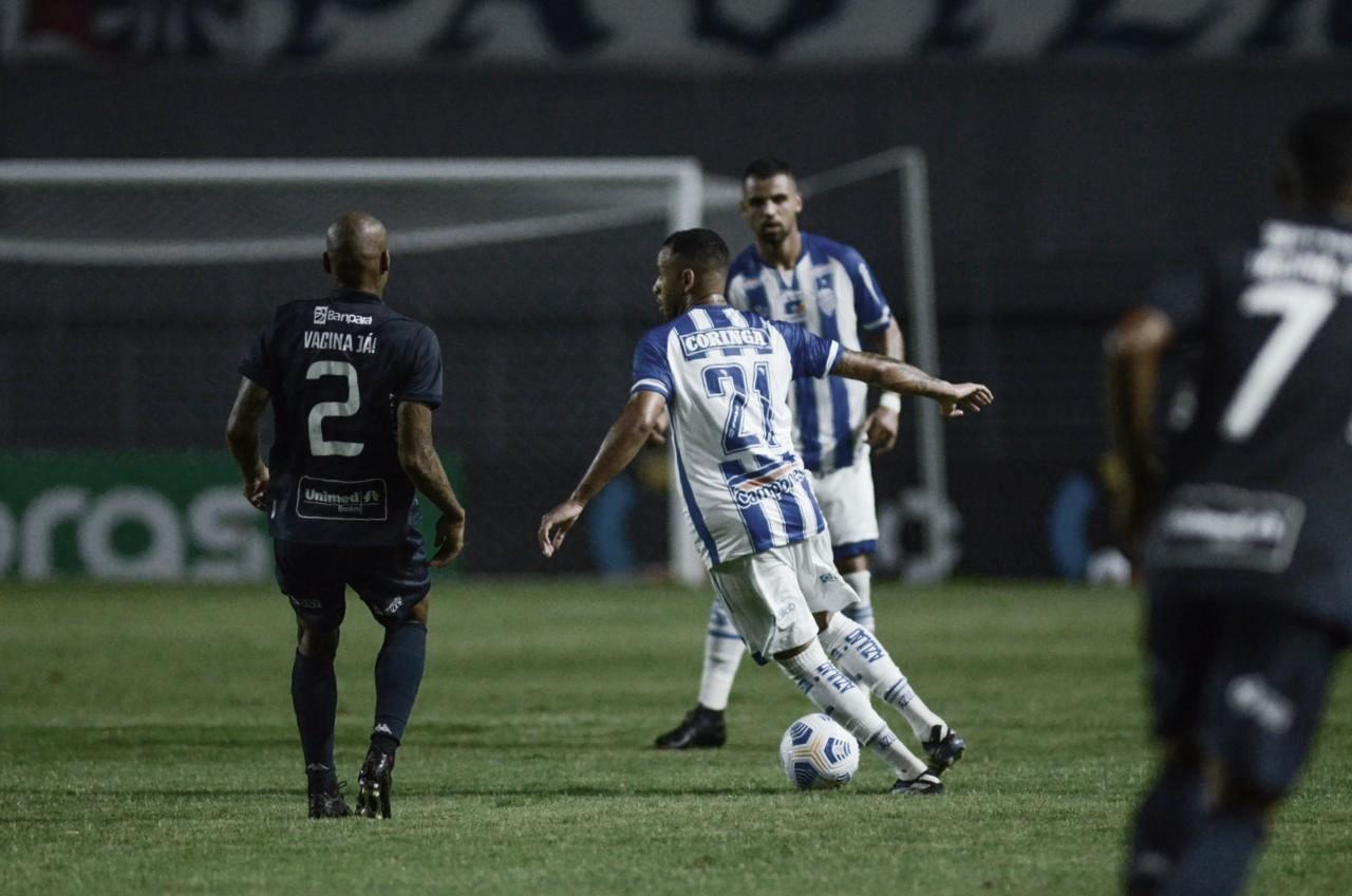 Remo bate CSA nos pênaltis e avança na Copa do Brasil