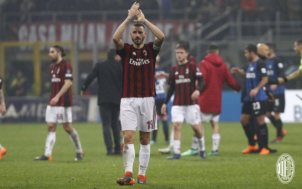 Milan, un passo indietro