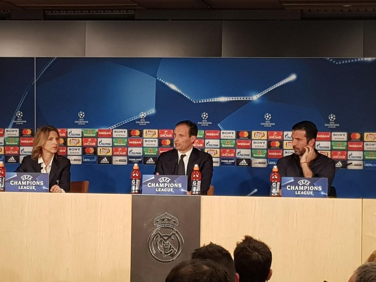 Champions League - Juventus, le considerazioni di Buffon