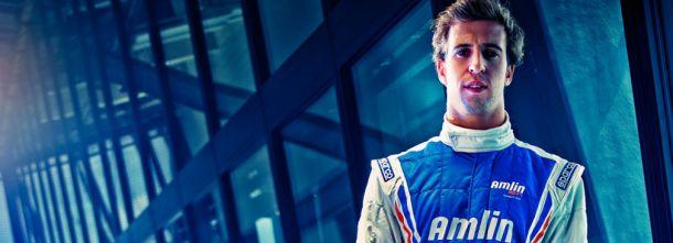 Felix Da Costa in Formula E con Amlin Aguri