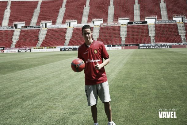 """Alexandre Coeff:""""Estoy preparado para jugar en Valladolid"""""""