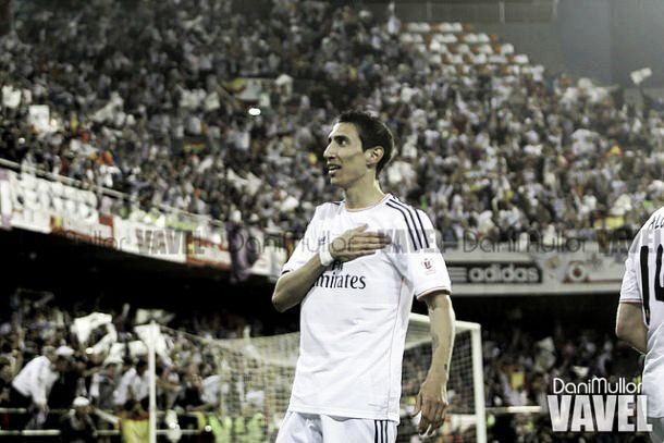 Di Maria: de quase descartado do clube à melhor jogador da final da Champions League