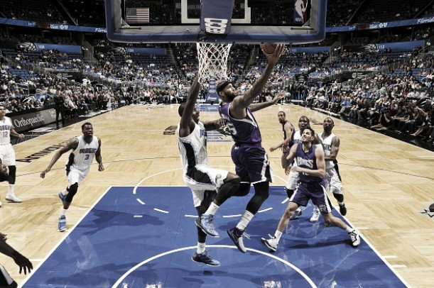 DeMarcus Cousins toma el Amway Center