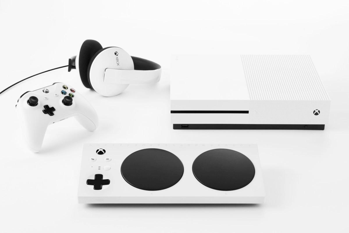 Xbox venderá un mando especial para personas discapacitadas