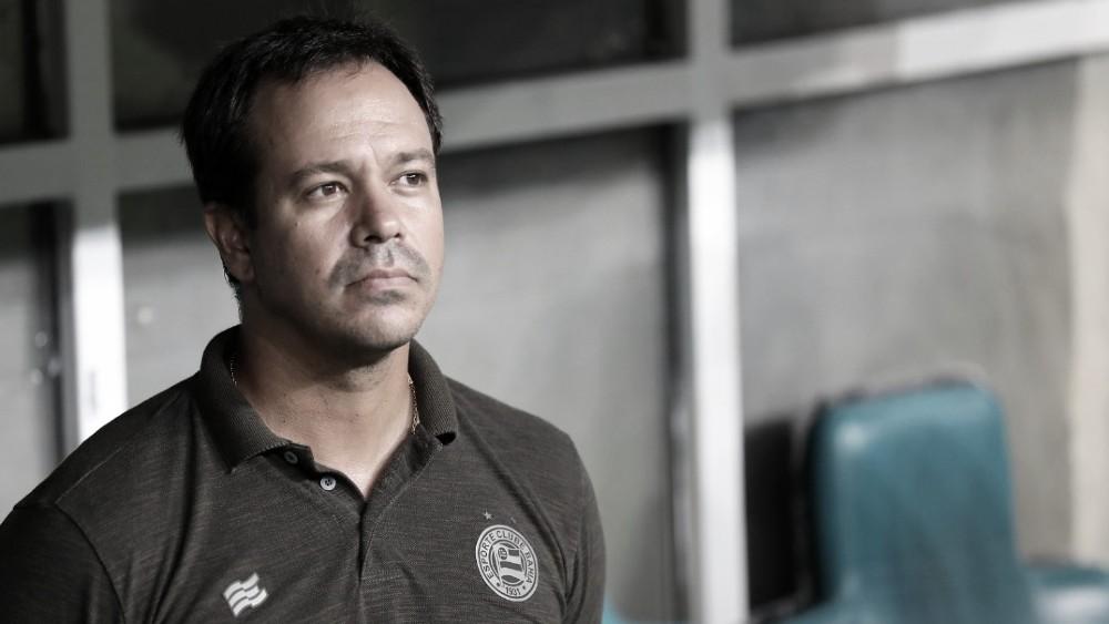 Bahia anuncia fim do projeto do time de transição