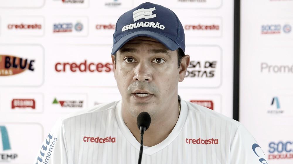 """Dado Cavalcanti se despede do Bahia e agradece: """"Grande oportunidade"""""""