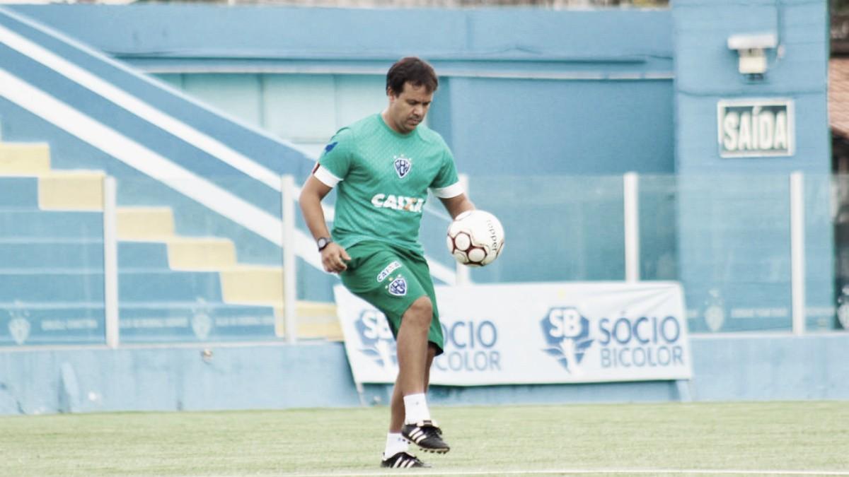 Paysandu se reapresenta com apenas duas baixas para enfrentar Santos-AP pela Copa Verde