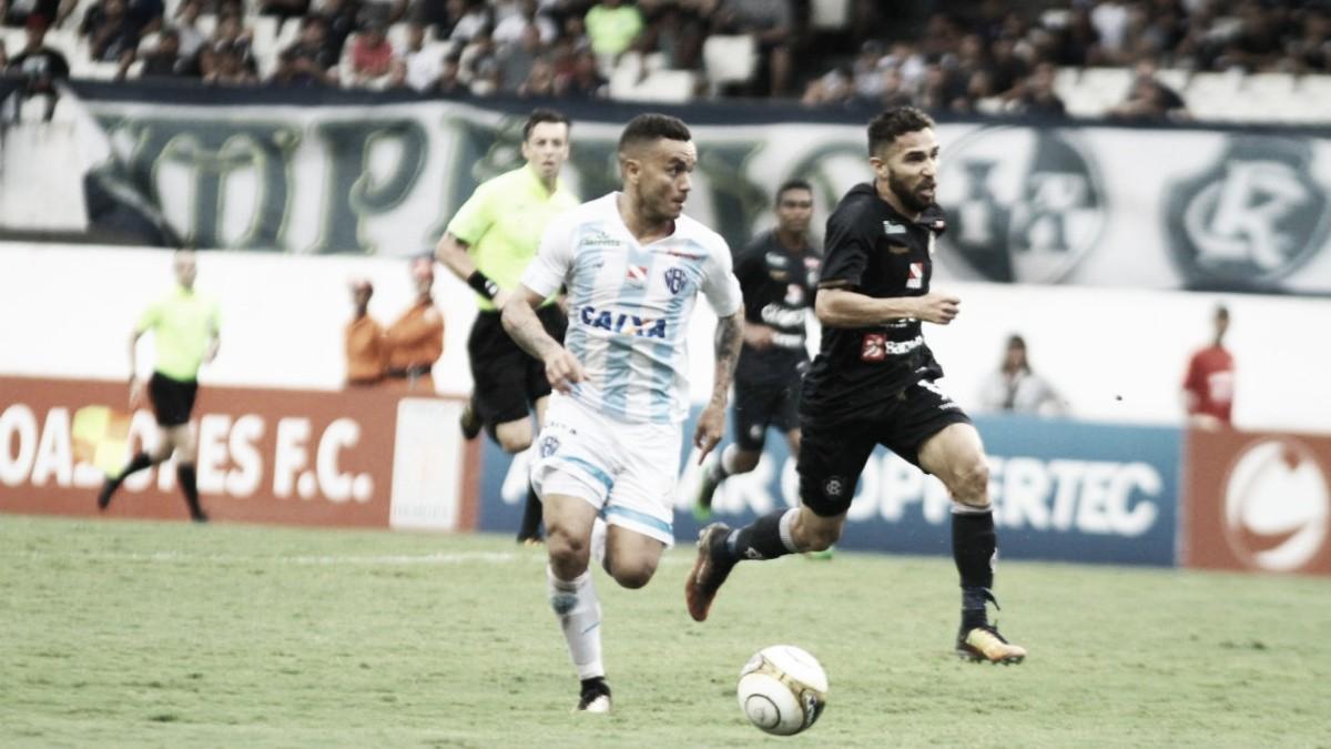 Dado Cavalcanti exalta empenho do Paysandu mesmo com derrota para Remo
