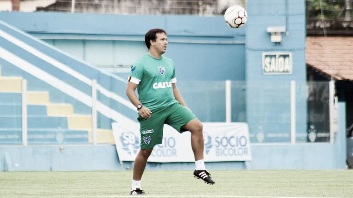 Com base titular mantida, Dado define Paysandu para jogo de ida das semifinais contra Bragantino