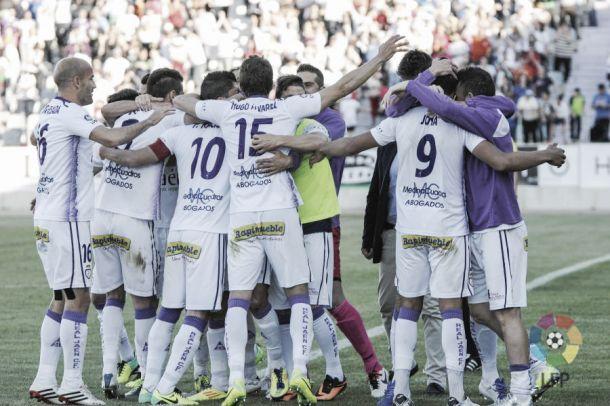 El Real Jaén se lleva la primera de sus finales
