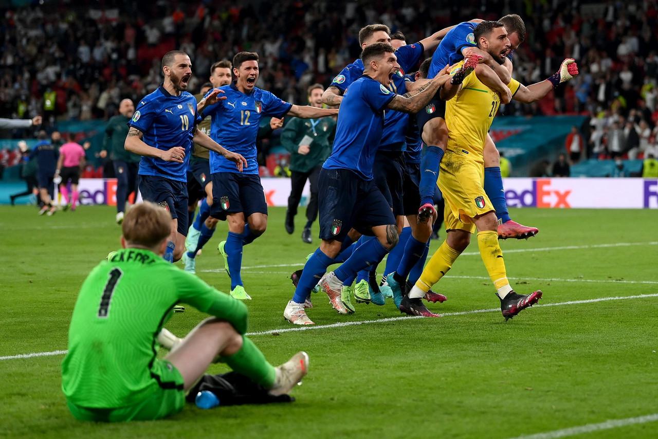 It's Coming to Rome: Italia è campione d'Europa