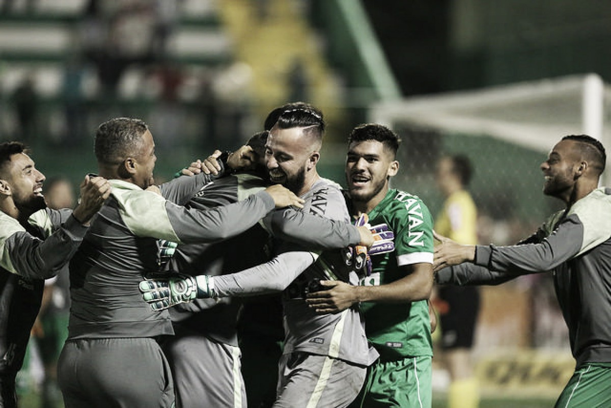 COPA DO BRASIL: Chapecoense elimina Atlético-MG e Cruzeiro sai na frente