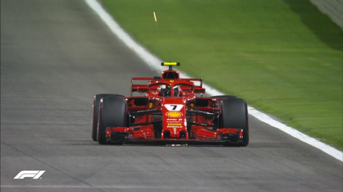 F1, Gp del Bahrain - FP2: Ferrari alza la cresta, Raikkonen sigla il miglior tempo