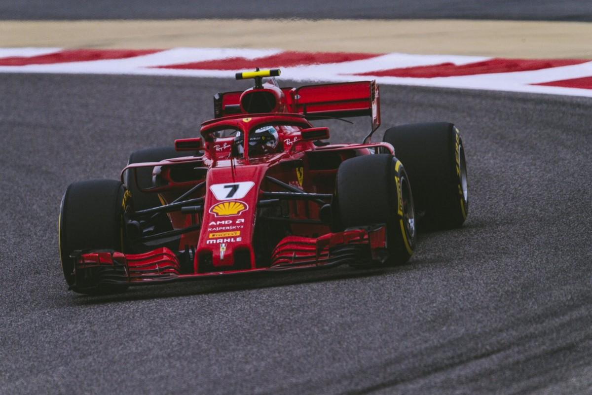 F1, Gp del Bahrain - Raikkonen fa bis nelle FP3, ma la Ferrari trema