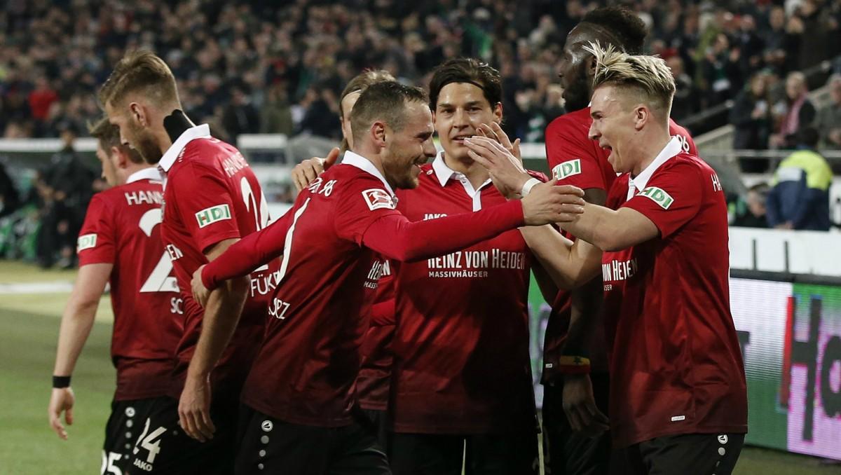 Bundes - Belfodil non basta: l'Hannover vince sul Werder 2-1