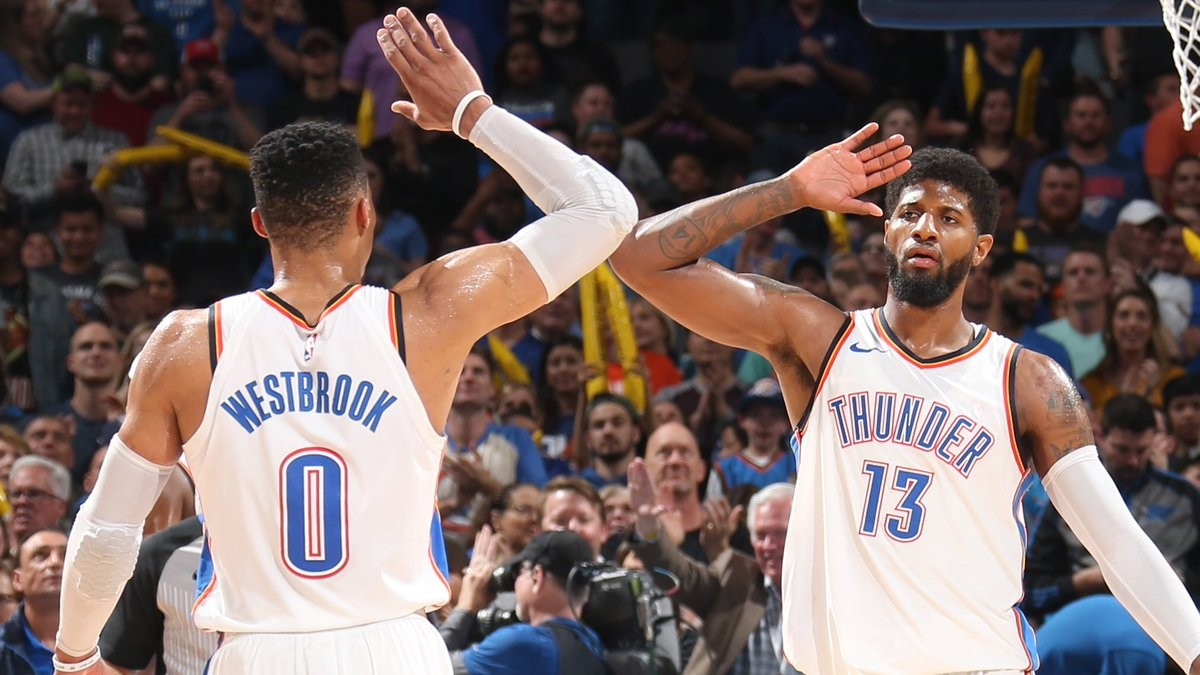NBA - I Thunder sul velluto, New Orleans spedisce gli Spurs all'Oracle Arena