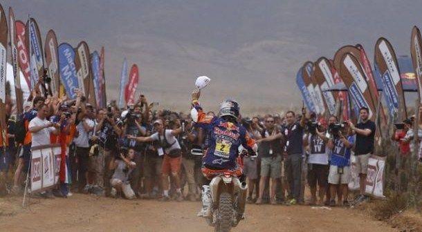 Marc Coma vince la sua quarta Dakar