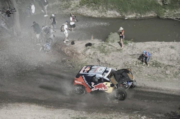 Rally Dakar 2016: previa 2ª etapa, Villa Carlos Paz - Termas de Río Hondo