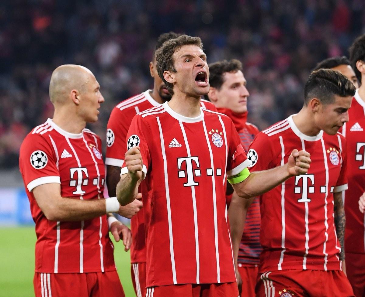 Champions League - Bayern: massimo risultato, minimo sforzo