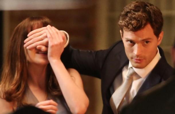 Las secuelas de 'Cincuenta Sombras de Grey' se rodarán consecutivamente