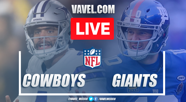 Highlights and touchdowns Dallas Cowboys 37-18 New York Giants, 2019 NFL