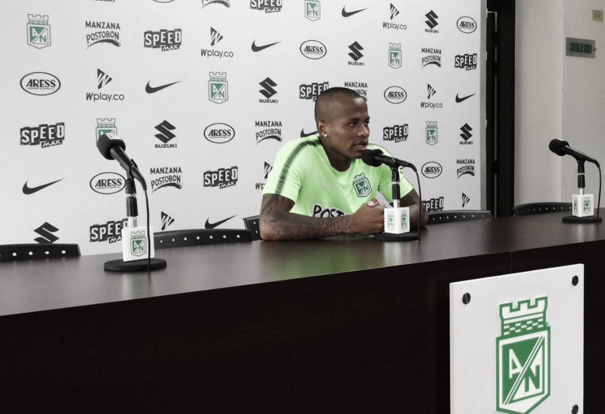"""Andrés Rentería: """"Vamos a salir a buscar los tres puntos para sellar la clasificación"""""""