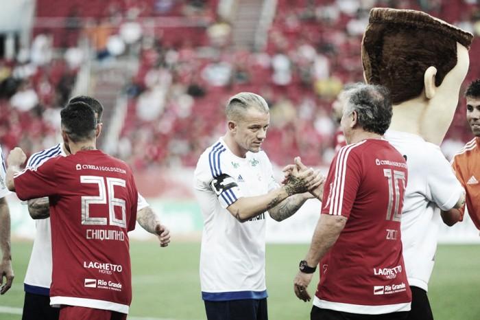 Quarta edição do Lance de Craque termina com goleada no estádio Beira Rio