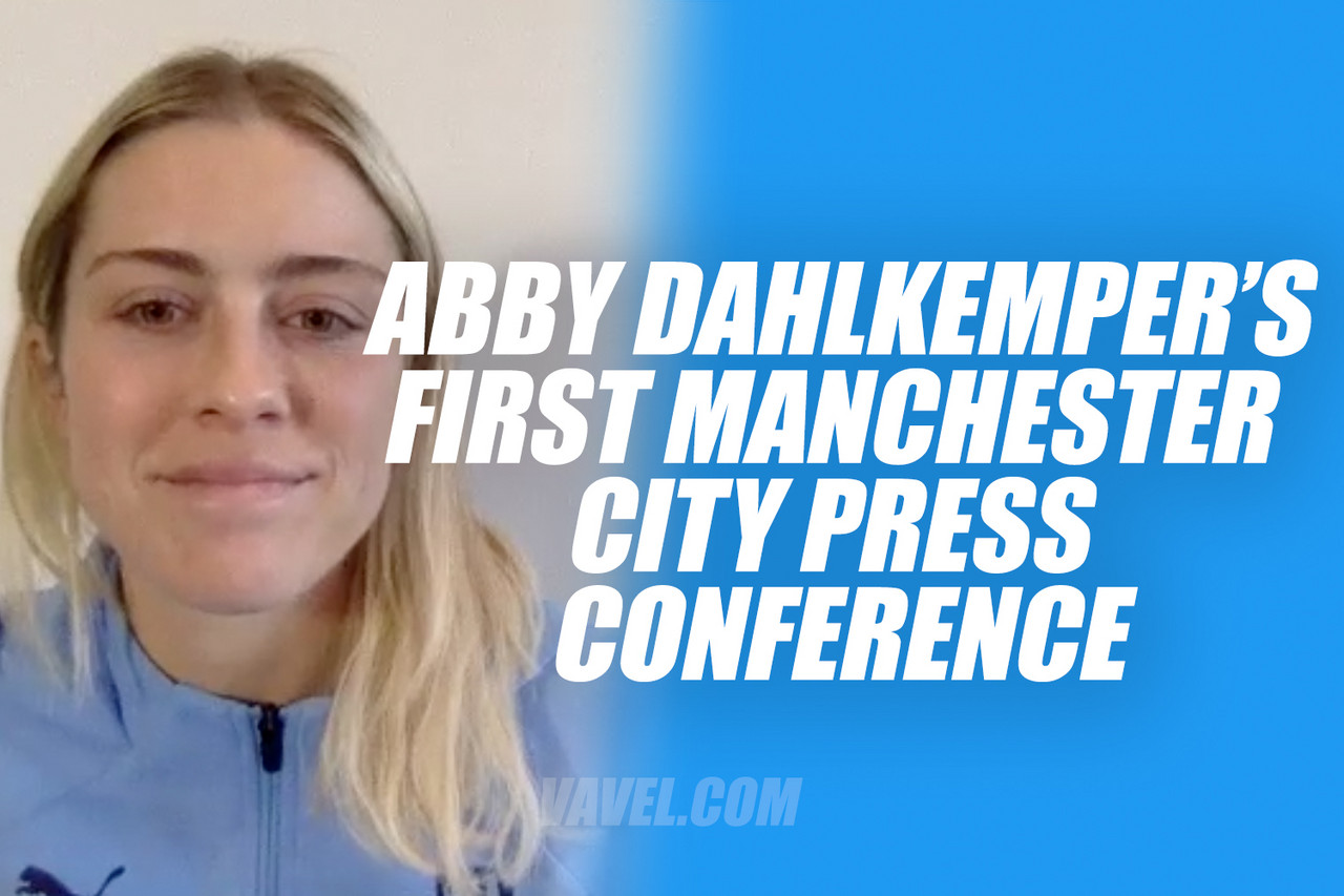 Abby Dahlkemper on her move to Manchester City, the WSL, her teammates and more