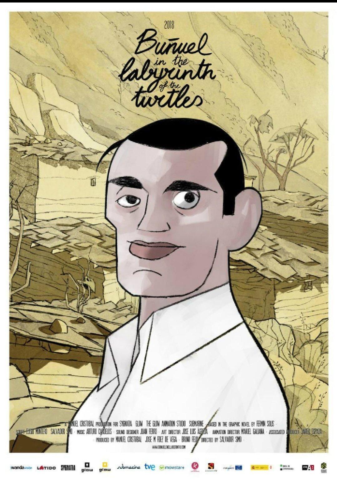 Luis Buñuel vuelve a Las Hurdes en una cinta de animación presentada por Salvador Simó
