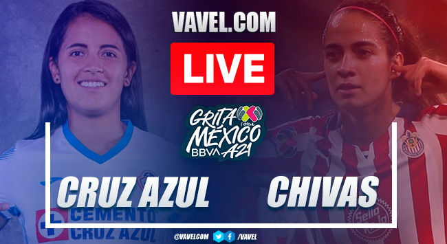 Goals and highlights: Cruz Azul 1-1 Chivas inLiga MX Femenil Apertura 2021