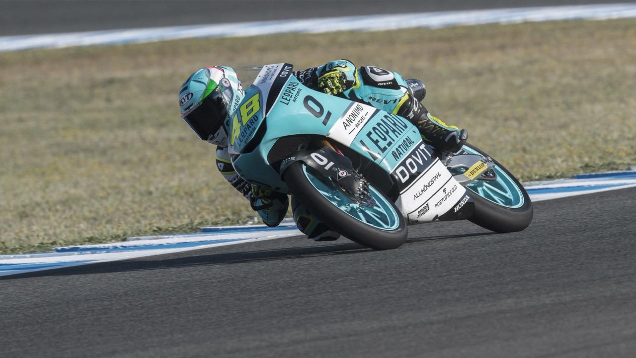 Dalla Porta salta a Moto 2 en la temporada 2020, firmando contrato para dos temporadas