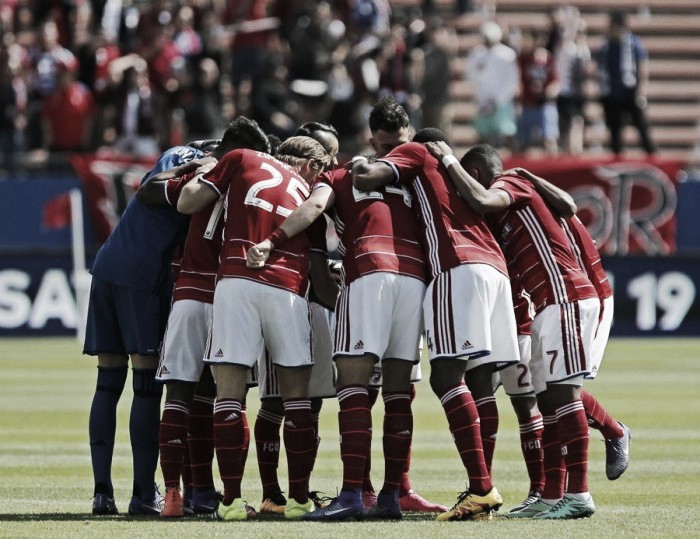FC Dallas Looking to Hold on to First, San Jose Searching for Third Victory