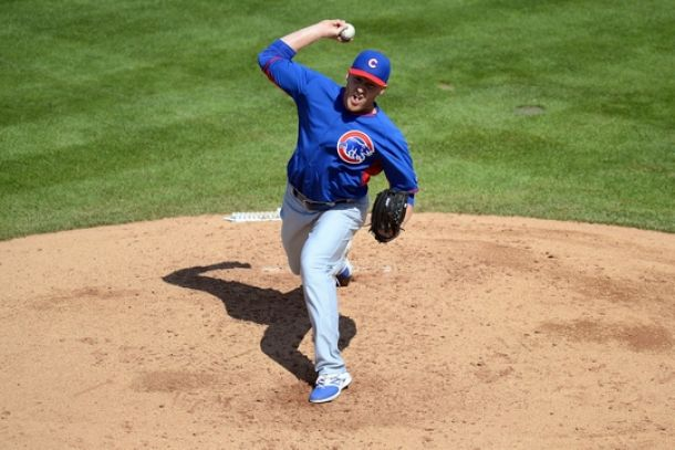 Chicago Cubs RHP Dallas Beeler to Make MLB Debut on Saturday