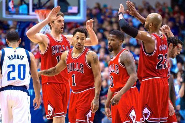 Chicago Bulls Look To End Preseason On High Note Against Dallas Mavericks