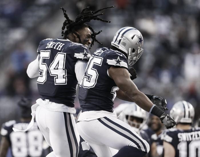 Dallas Cowboys más cerca de los 'playoffs' con victoria ante Giants