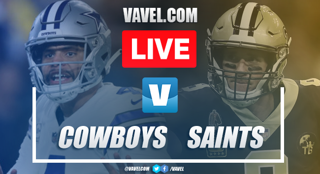 Video Highlights and Touchdowns: Cowboys 10-12 Saints, 2019 NFL